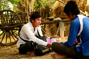 Cambodia: A Tale of Two Outbreaks