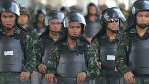 Thailand Scores Low on Political Rights