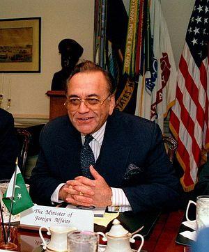 Interview: Khurshid Mahmud Kasuri