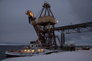 Why Trade With China: An Arctic Perspective