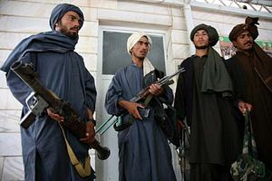 Who's Negotiating With the Taliban Anyway?