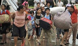 Refugee Crisis on Myanmar-China Border