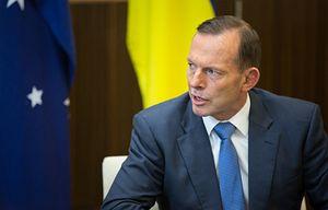 Abbott's Tough Talk on Terror