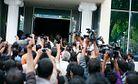 Former Maldives President Arrested