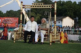 Why China Doesn't See India As a Threat