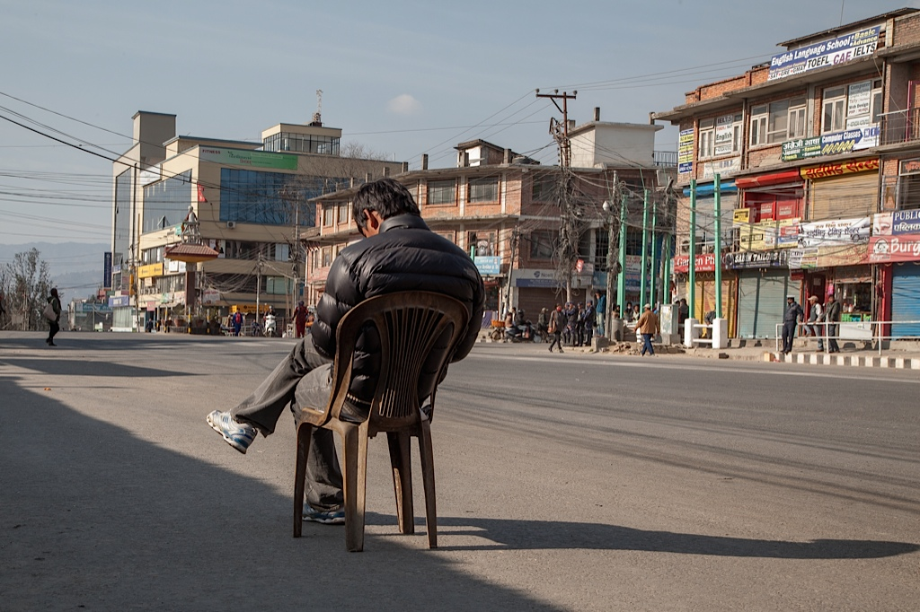 Nepal: Days of Chaos