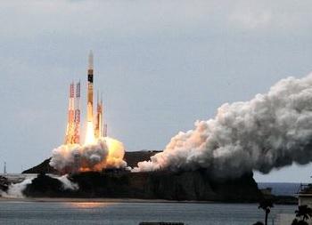 Japan Launches Spy Satellite