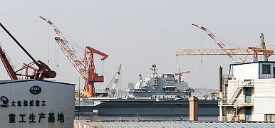Confirmed: China Is Building a Second Aircraft Carrier