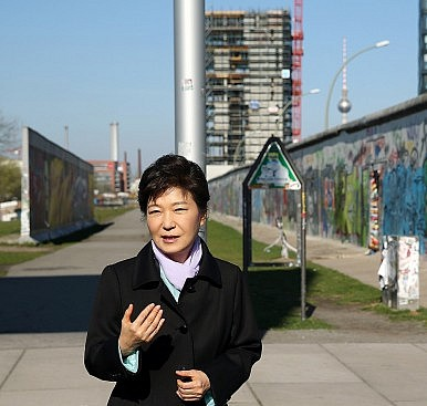 2015 Ends on a Higher Point for South Korea's President Park