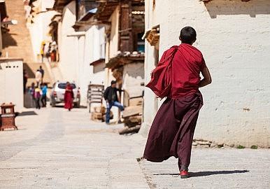 In War on Terror, China Takes Aim at Tibet