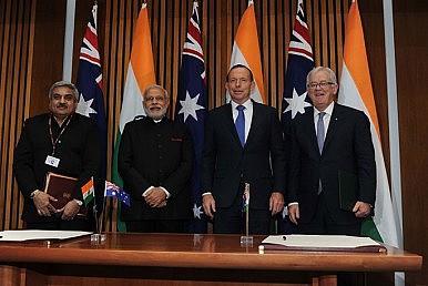 Tracking India's Imported Uranium