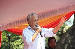 East Timor's Prime Minister Steps Down