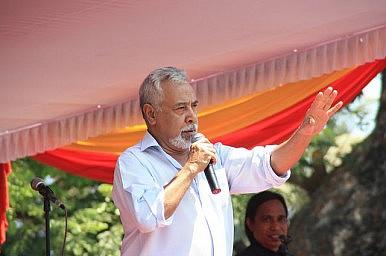 East Timor's Prime Minister Steps Down