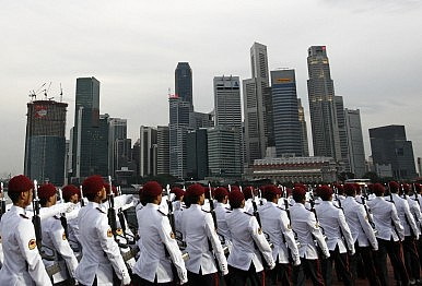 Singapore: A Mutiny Like No Other