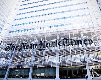 Chinese Authorities Snuff out Last Online Remnants of the New York Times