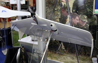 Russia to Develop New Attack Drone