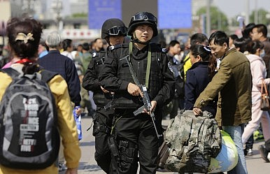 How China Defines Terrorism