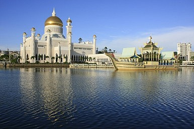 Brunei Cracks Down on Chinese New Year