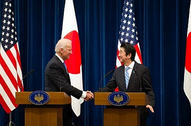 Japan: From 'Proactive Pacifism' to 'Proactive Diplomacy'