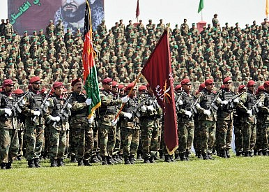 Why Pakistan Is Footing the Bill for Afghan Army Training
