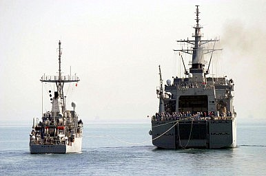 Could Japan Go Minesweeping in the Strait of Hormuz?