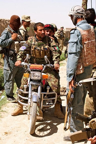 Civilian Casualties in Afghanistan Rise by 22 Percent in 2014