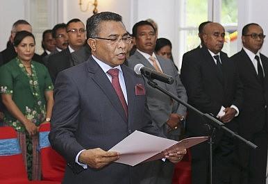 An Agenda for East Timor's New Leadership