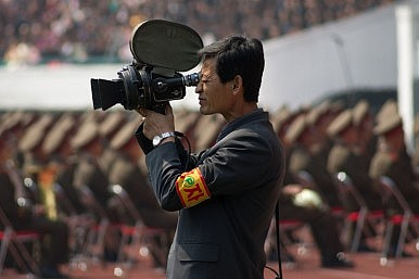 North Korean Defectors and Propaganda Theater