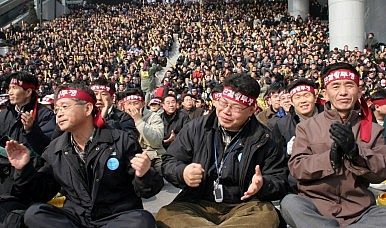 Number of Irregular Workers Continue to Rise in South Korea