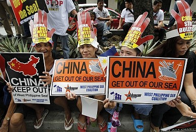China and the South China Sea Resource Grab