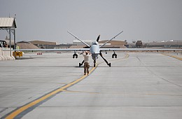 Are We Really Entering the Age of Drone Warfare?