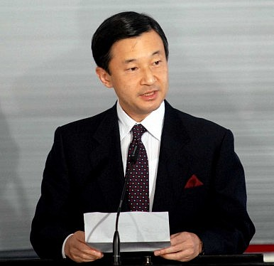 Japan's Crown Prince Rebukes Historical Revisionism