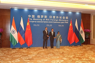Is a China-India-Russia Coalition Inevitable?