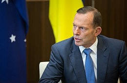 Abbott's Tough Talk on Terror