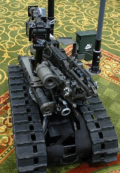 'Killer Robots' Need Regulation, Not a Ban