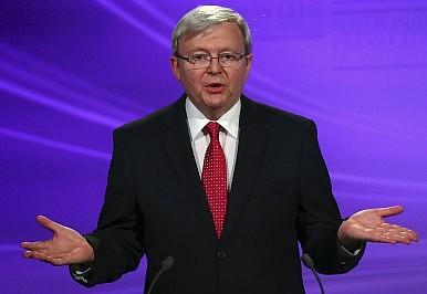 Interview: Kevin Rudd