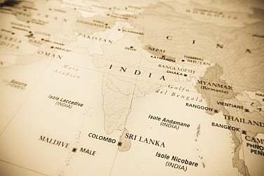 The Inaccuracies of South Asian Maps