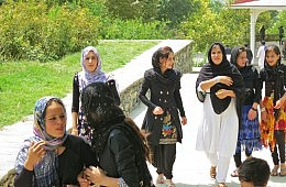 Afghanistan's Women Strive for Political Influence