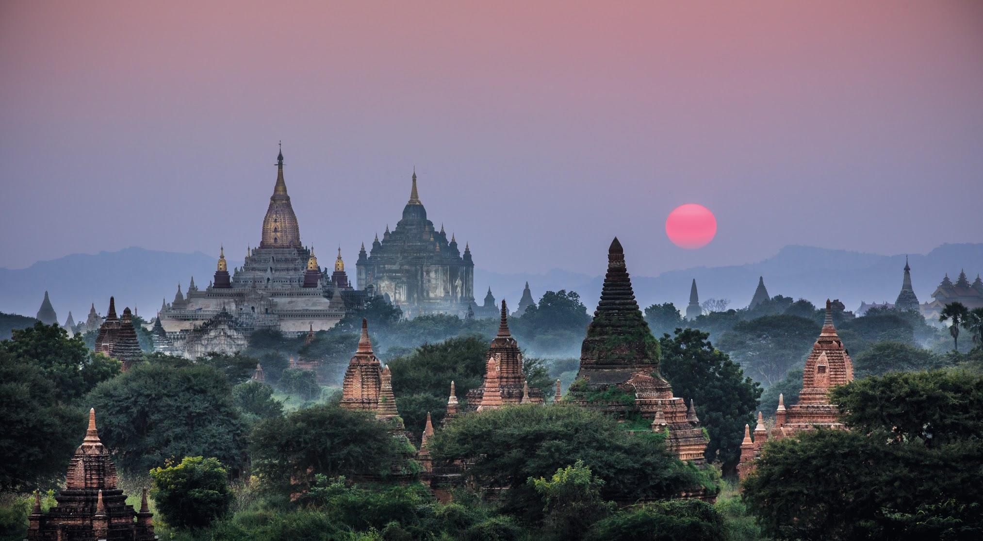 Capturing the Spirit of Burma
