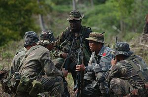 US Concludes Special Operations Task Force in the Philippines