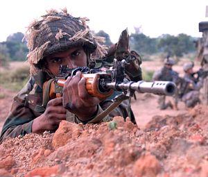 India's Defense Spending Is Adequate