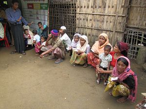 The Explosive Politics of Voting Rights in Myanmar