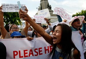 Thailand's Big Step Backwards