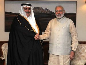 India's Middle East Policy Gathers Momentum