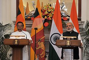 India Gears Up to Tackle China in Its Backyard