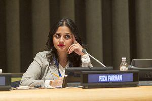 Fiza Farhan: A Pakistani Change-Maker