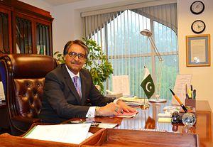 Diplomatic Access: Pakistan