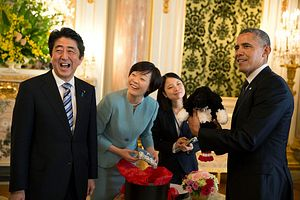 Japan's Abe Invited to Address Joint Session of US Congress