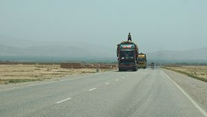 The Surprisingly Mundane Key to Afghan Stability: Roads