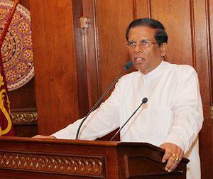 Suspended Sri Lankan Port Project Complicates Sirisena's Trip to China